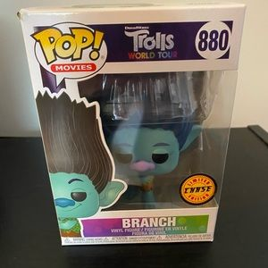 Branch- trolls world tour funko pop